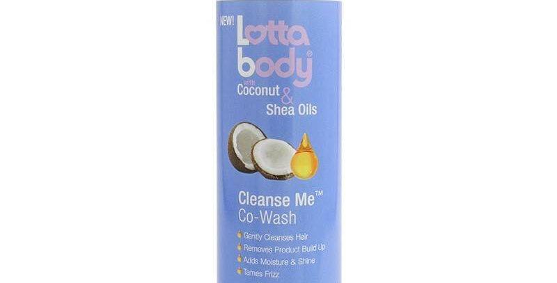 Lottabody Cleanse Me Co-Wash – 10.1 oz. / 300 ml