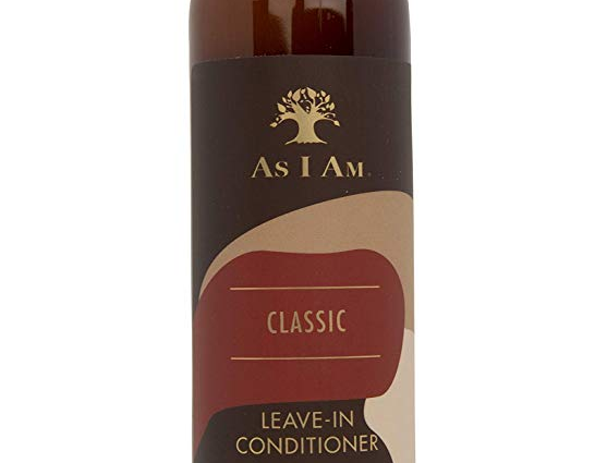 As I Am Leave-in Conditioner – 8 oz.