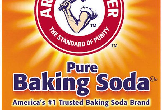 Arm & Hammer Pure Baking Soda 454g/1lb