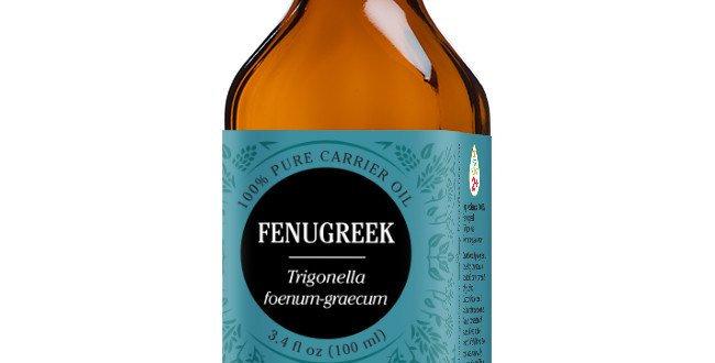 Edens Fenugreek Oil 100ml