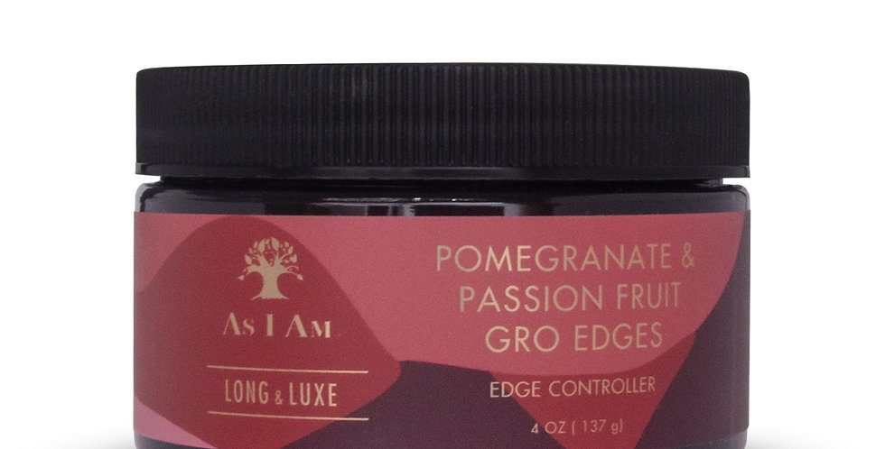 As I Am Long and Luxe GroEdges Edge Controller  – 4 oz./113g