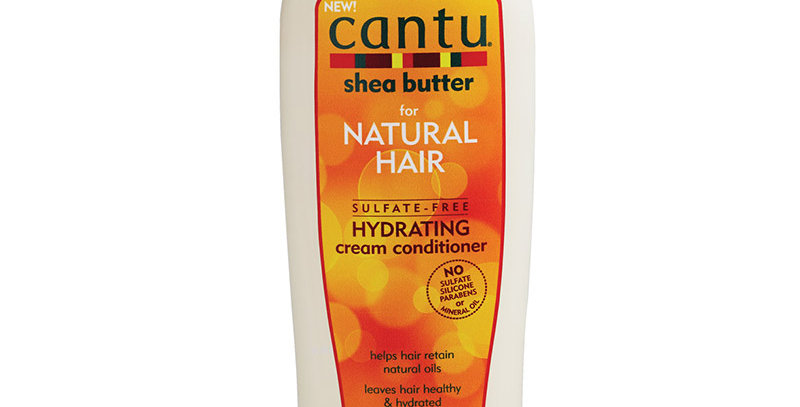 Cantu For Natural Hair Sulfate-Free Hydrating Cream Conditioner