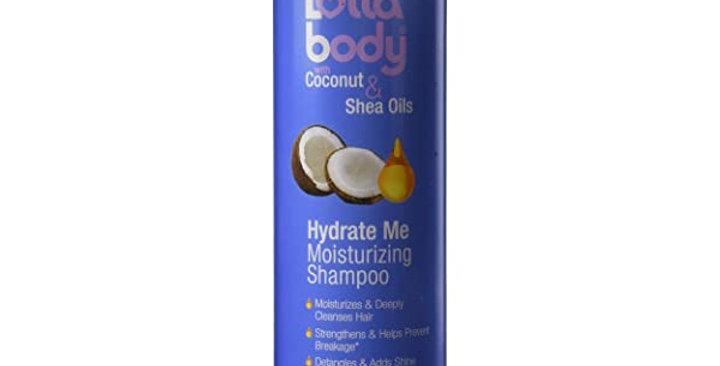 Lottabody Hydrate Me Moisturizing Shampoo – 10.1 oz. / 300 ml