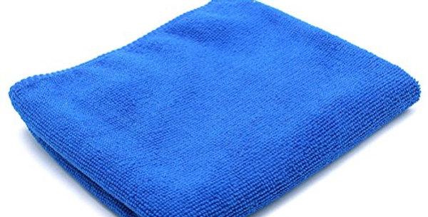 Microfibre Towel Blue