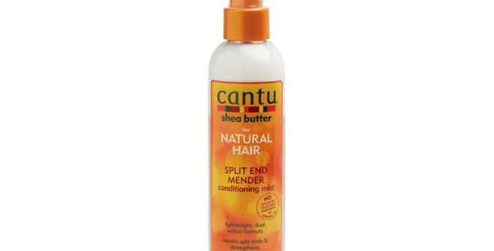 Cantu Shea Butter for Natural Hair Split End Mender Conditioning Mist 8 oz.