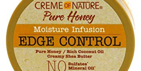 Creme of Nature Pure Honey Moisture Infusion Edge Control 63.7 g