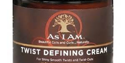 As I Am Twist Defining Cream – 8 oz.