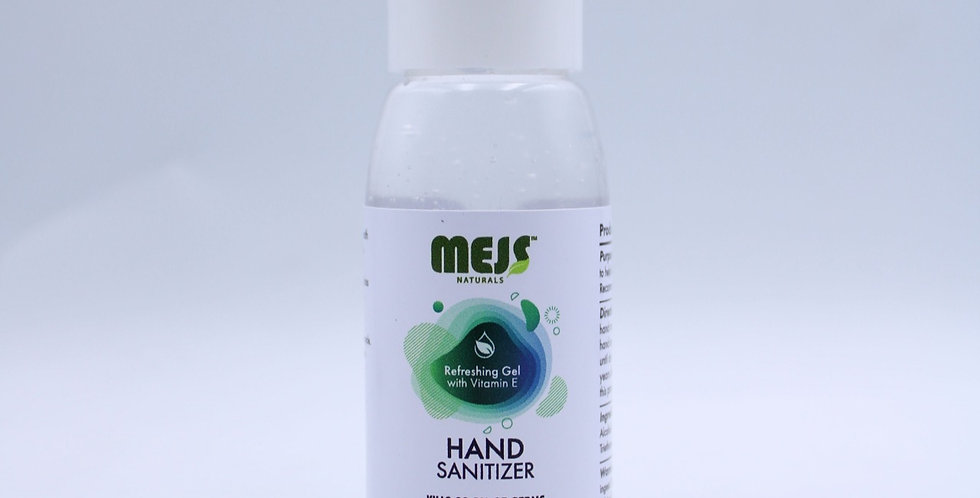 MEJS Hand Sanitizer - Gel