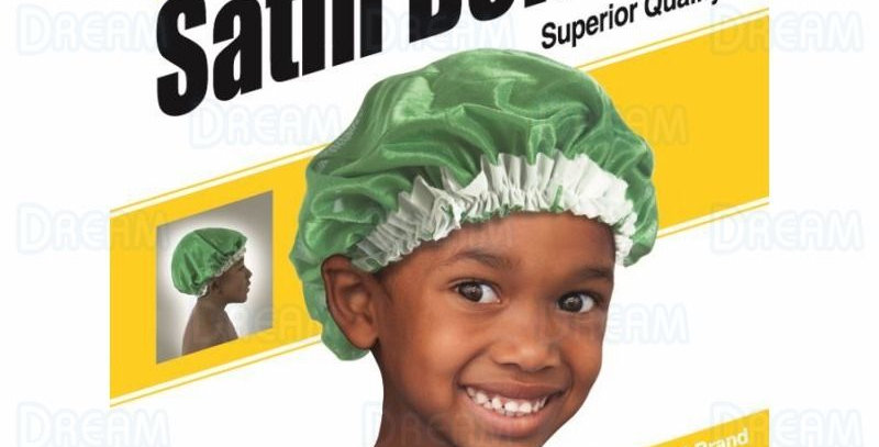 Satin Bonnet Kids 0054