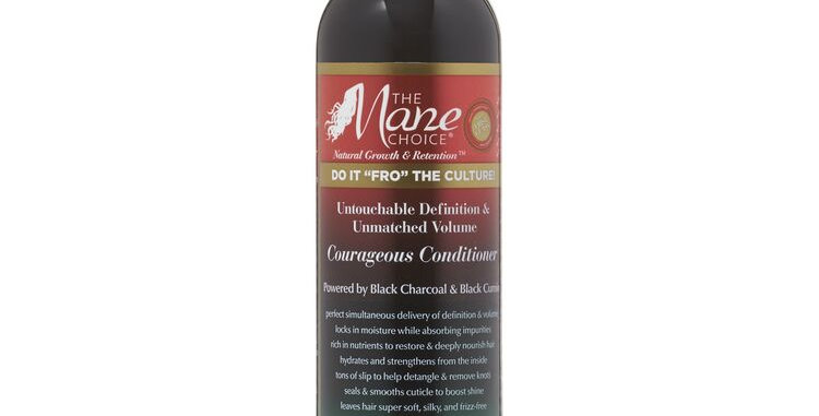 "The Mane Choice Do It ""FRO"" The Culture Courageous Conditioner 8 oz."