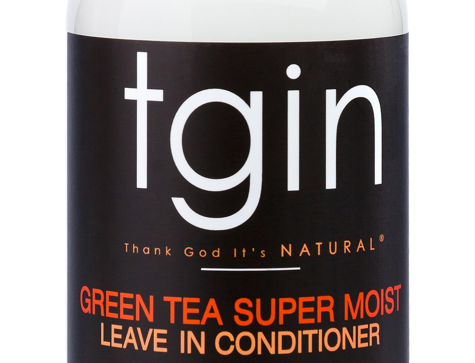 TGIN Green Tea Super Moist Leave In Conditioner 400 ml / 14.50 oz.