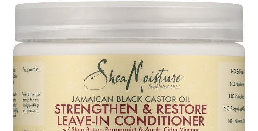 Shea M. Jamaican Black Castor Oil Strengthen Grow & Restore Leave-in 11 fl. oz.