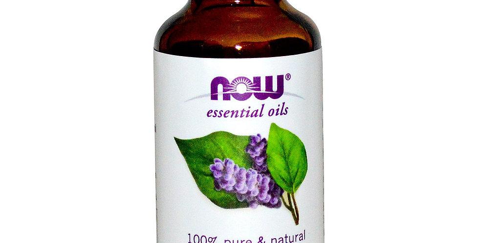 NOW Foods Essential Oils Lavender & Tea Tree - 1 fl oz