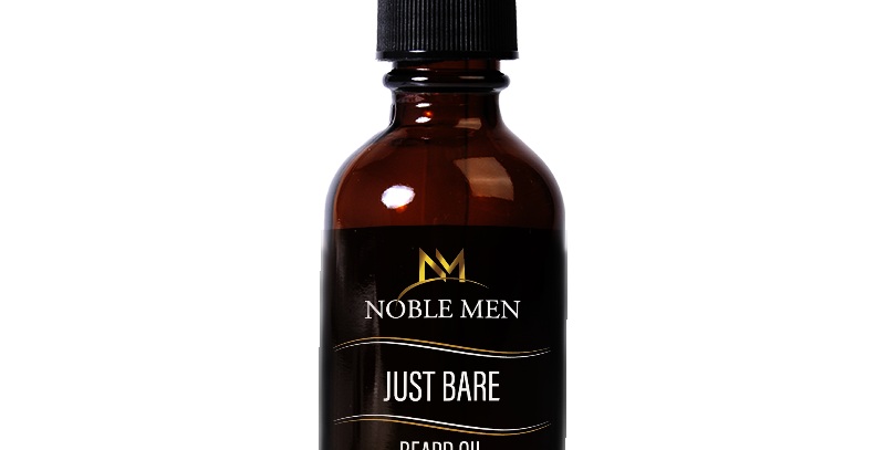 JUST BARE BEARD OIL