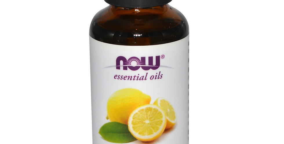 NOW Foods Essential Oils Lemon