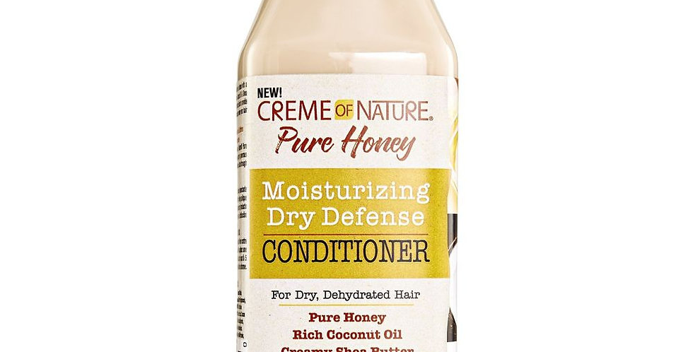 Creme of Nature Pure Honey Moisturizing Dry Defense Conditioner 12 fl oz / 3