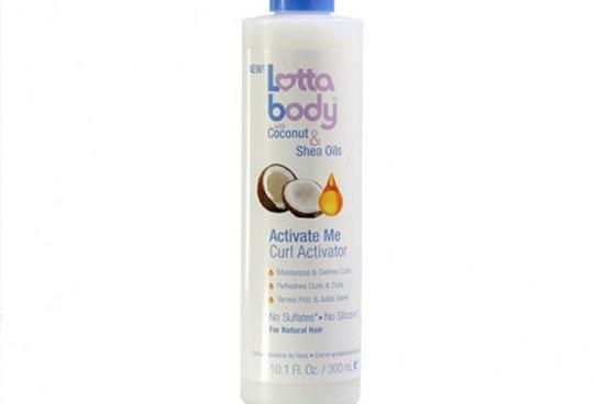 Lottabody Activate Me Curl Activator – 10.1 oz. / 300 ml