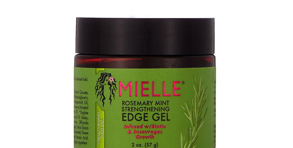 Mielle Organics Rosemary Mint Strengthening Edge Gel 57g