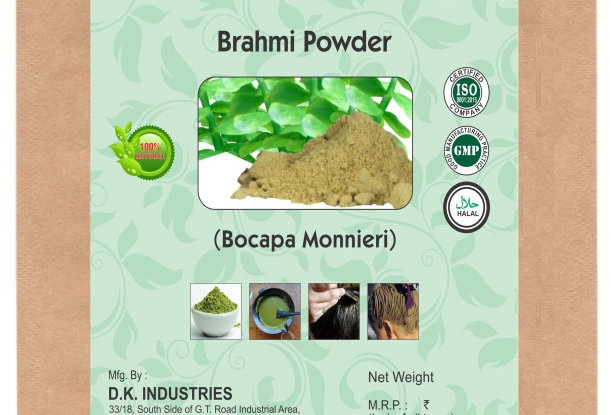 Shagun Gold Brahmi Powder 100g