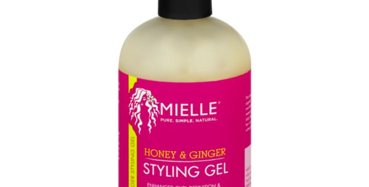 Mielle Organics Honey & Ginger Styling Gel Honey & Ginger Styling Gel  12 oz.