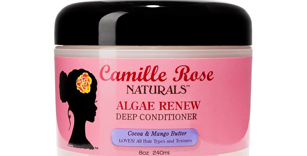 Camille Rose Algae Renew Deep Conditioner 8oz/240ml