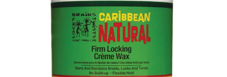 Caribbean Natural Flex Locking Gel 6oz.