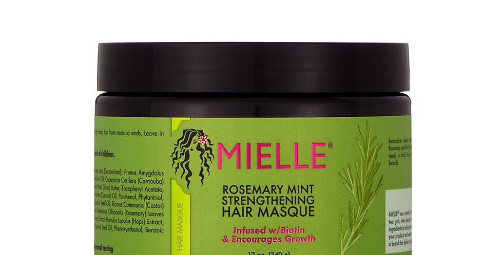 Mielle Organics Rosemary Mint Strengthening Hair Masque 340g