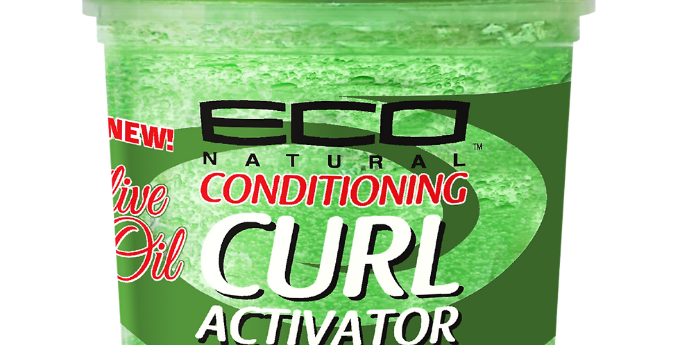 Eco Natural Olive Oil Conditioning Curl Activator (Panthenol)