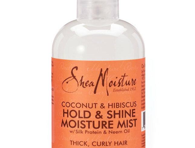 Shea Moisture Coconut & Hibiscus Hold & Shine Moisture Mist 8fl.oz.