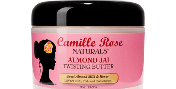 Camille Rose Almond Jai Twisting Butter 8oz/240ml
