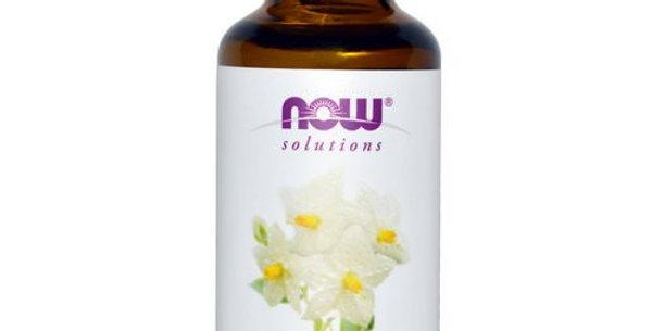 NOW Foods Essential Oils Jasmine Fragrance