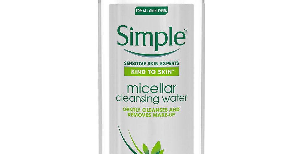 Simple Kind to Skin Micellar Cleansing Water 400 ml