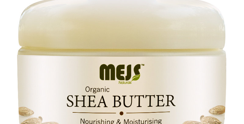 MEJS Organic Shea Butter 250g
