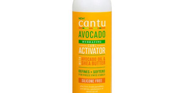 Cantu Avocado Hydrating Curl Activator Cream 12 fl. oz./340g