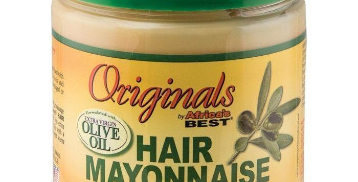 Africas Best Originals Hair Mayonnaise 15 oz (443ml)