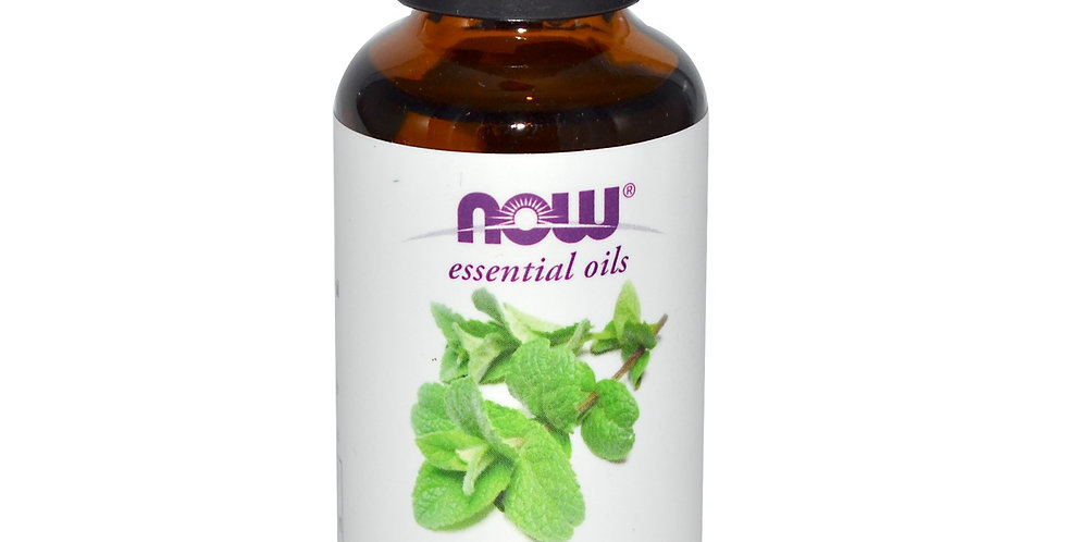 NOW Foods Essential Oils Peppermint -- 1 fl oz