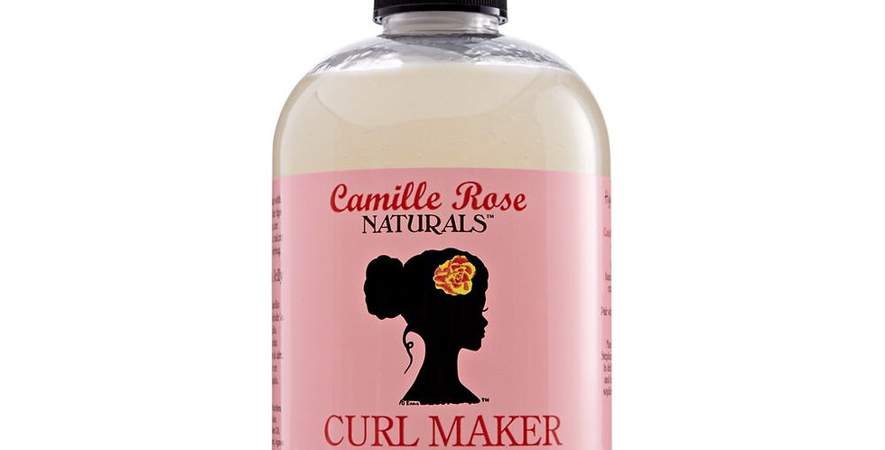 Camille Rose Curl Maker Marshmallow and Agave Leaf Extract  12oz/355ml