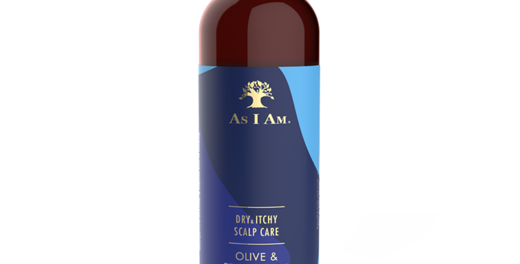 As I Am Olive & Tea Tree Oil Shampoo 355ml