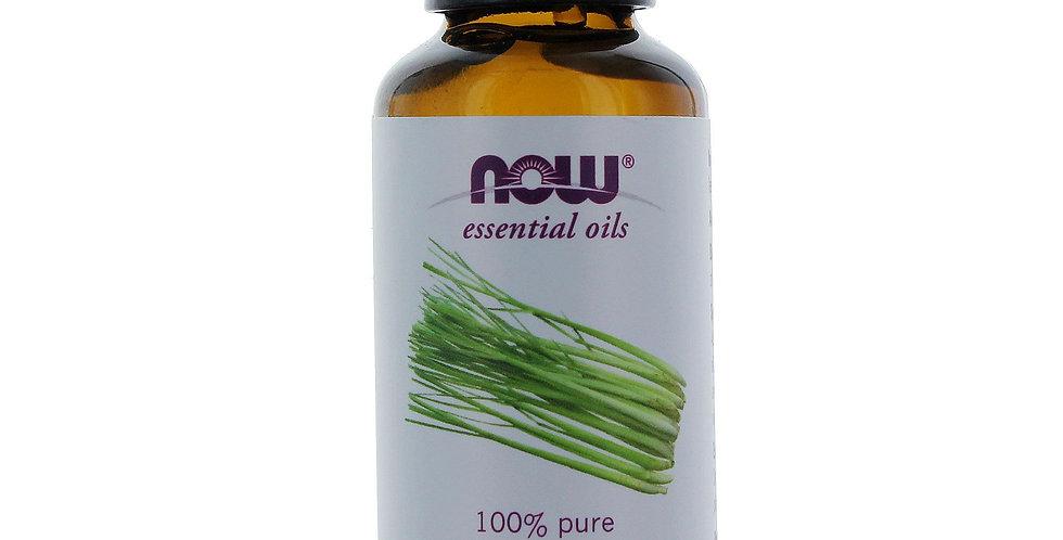 NOW Foods Essential Oils Lemongrass - 1 fl oz