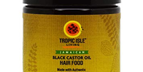 Tropic Isle Living Jamaican Black Castor Hair Food 4oz.