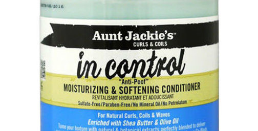 "Aunt Jackie's in Control! ""Anti-Proof"" Moisturizing Conditioner 15 oz"