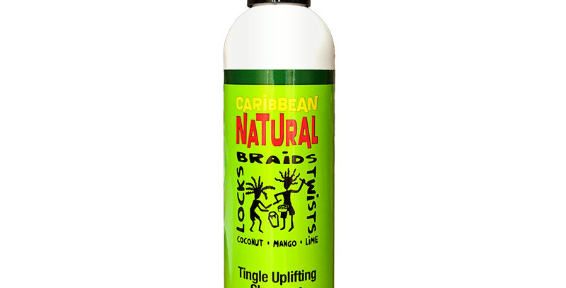 Caribbean Natural Tingle Uplifting Shampoo 8oz