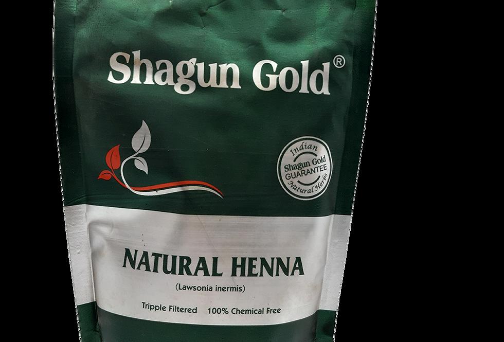 Shagun Gold 100% Natural Henna 100g