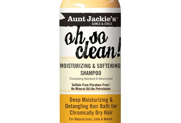 Aunt Jackie's OH SO CLEAN! Moisturizing & Softening Shampoo - 12fl. oz
