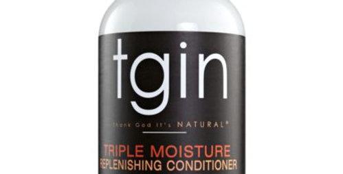 TGIN Triple Moisture Replenishing Conditioner For Natural Hair – 13 oz.