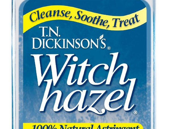 T.N. Dickinson's Astringent, 100% Natural, Witch Hazel 16 fl. oz. (473 ml)