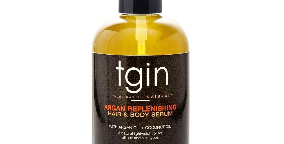 TGIN TGIN Argan Replenishing Hair & Body Serum