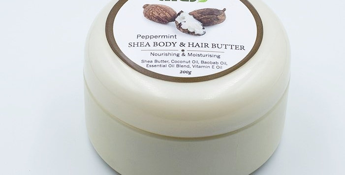 MEJS Body & Hair Butter