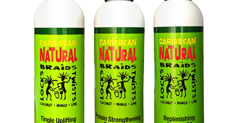 Caribbean Natural - Basic Set
