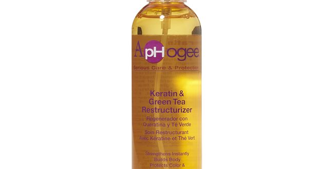 ApHogee Keratin and Green Tea Restructurizer 8 oz. / 237 ml